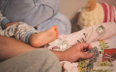 5 ventajas de ocupar edredones para proteger a tu bebé